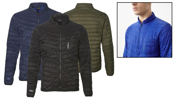 bc6af10a2682a O'Neill Men's Lifestyle Transit Ir Jacket ($88.20 instead of $126)