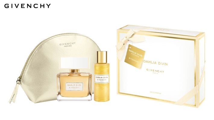 1627b725a3 Givenchy Dahlia Divin Gift Set For Women ( 100 instead of  125.43)