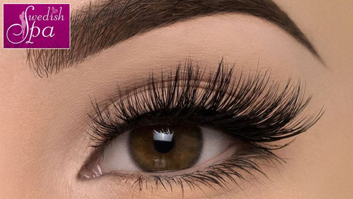 da05bf5bdf9 75% off Natural Eyelash Extensions from Swedish Spa ($50 instead of $200)
