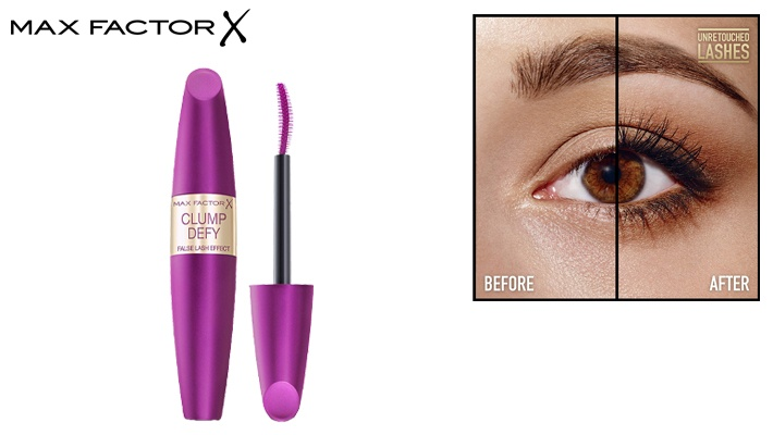 c240b5cf6f8 Max Factor Clump Defy False Lash Effect Black Mascara (only $19.99)