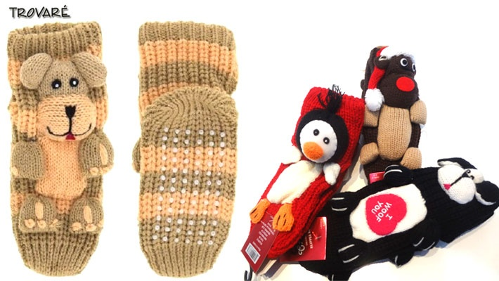 8bc16e28b12 50% off Funky Kids Slippers from Trovare ( 5 instead of  10)