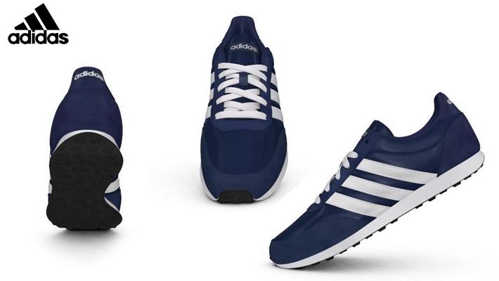 02cd39e16fd 43 1 3 EU Adidas Racer 2.0 Men s Shoes (only  80)