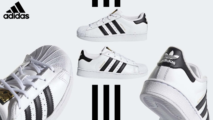 detailed look 186dd 88651 Adidas Boys  Superstar Shoes (only  86)