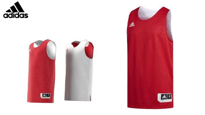 971c735599e7 Adidas Kids  Basketball Reversible Jersey (only  36)