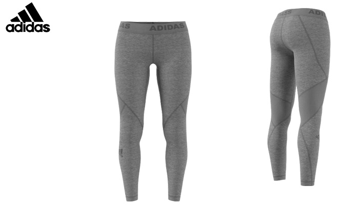 c26a38baf899 Adidas Women s Grey Training Alphaskin Sport Tights (only  56)
