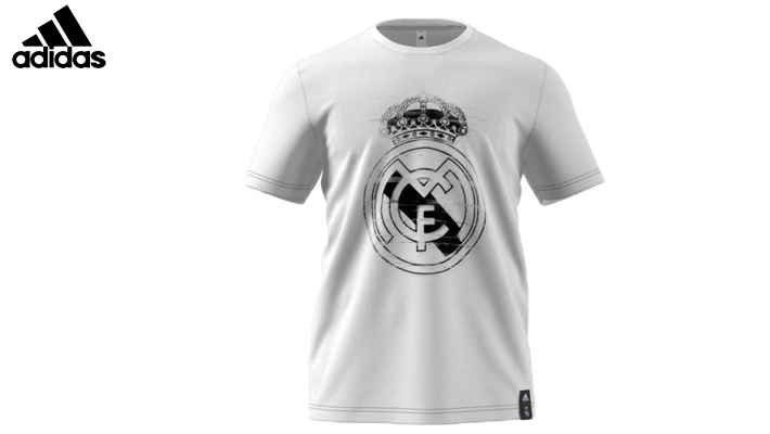 af4b156b7b70 Adidas Men s Large Real Madrid Graphic T-Shirt (only  44)