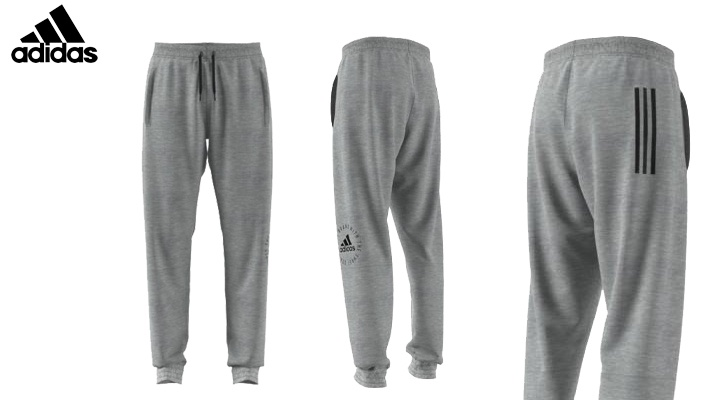 0eac502776e7 Adidas Men s Large Grey Pants (only  86)