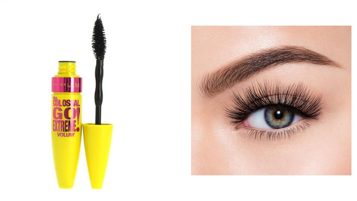1311e10d116 Maybelline The Colossal Go Extreme Volum' Express Mascara (only $16.66)