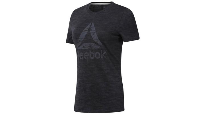 f099235f8e1 Reebok Women s Training Marbel Logo T-Shirt