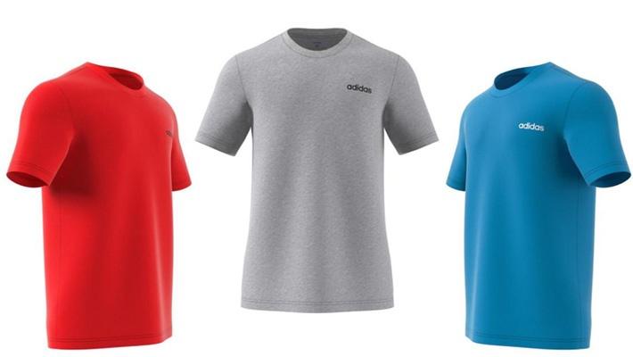 f1e8ce02 Adidas Men's Plain Specific Essentials T-Shirt | Gosawa Beirut Deal