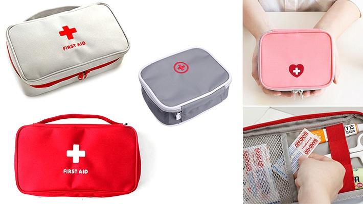 First Aid Pouch Organizer | Gosawa Beirut Deal