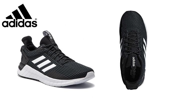 8d782a9a6d754 Adidas Black Men's Running Questar Ride Shoes   Gosawa Beirut Deal