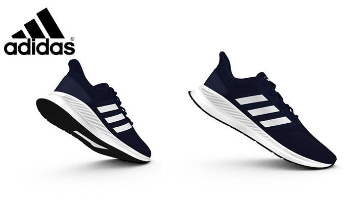 66149a71e Adidas Dark Blue Men's Runfalcon Running Shoes   Gosawa Beirut ...