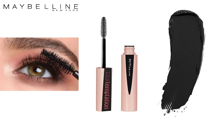 86831b36280 Maybelline 01 Black Boxed Total Temptation Mascara | Gosawa Beirut ...