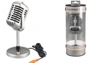50% off Retro Microphone ($12 instead of $24)