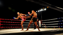 50% off 1 Month Membership for Thai Boxing Classes at Echtibak ($16.5 instead of $33)