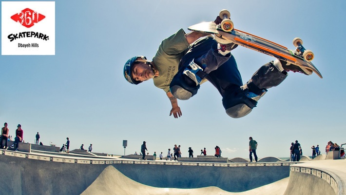 50% Off Entrance + Equipment And Protection Rental At 360 Skate Park ($15  Instead Of $30)