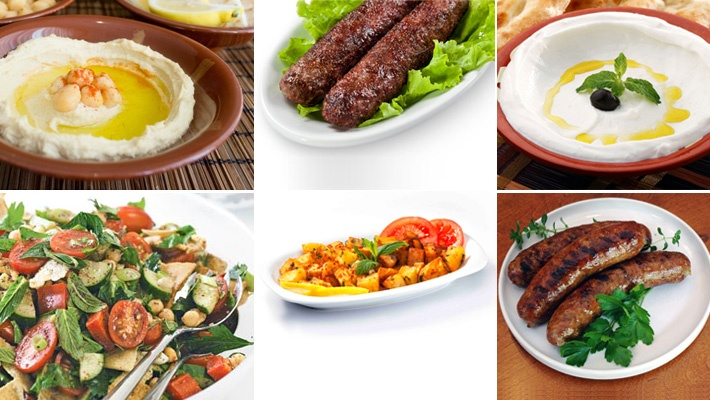 50 off lebanese meal formula for 2 or 4 persons at chez nabil starting from 25 instead of 50