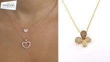 50% off Swarovski Elements Necklaces ($20 instead of $40)