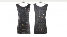 72% off Double-Sided Hanging Jewelry Organizer Dress ($7 instead of $25)