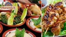 50% off Lebanese Set Menu + Soft Drinks at Haramlek ($17.5 instead of $35)