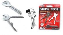 50% off Swiss Tech Utili Keys (starting from $6.5 instead of $13)