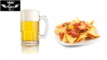 50% off Open Beer & Nachos at Ages Resto Pub ($8 instead of $16)