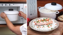 50% off Microwave Steamer ($10 instead of $20)