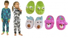 60% off Kids Plush Slippers ($4 instead of $10)