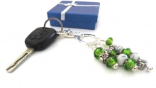 58% off Colourful Beads Key Chain ($10 instead of $24)