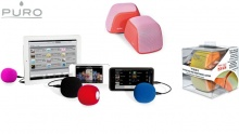 50% off PURO Twin / Softball Speakers ($7 instead of $14)