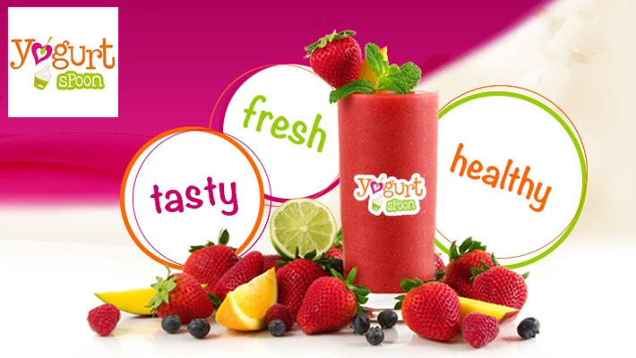 508224793f1 50% off Smoothies from the Menu at Yogurt Spoon
