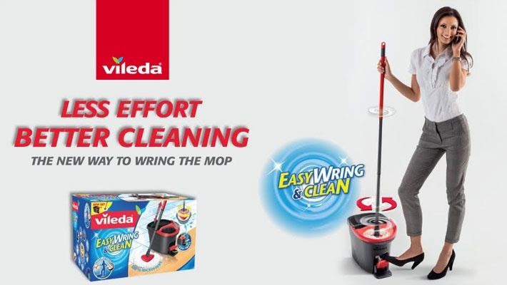 Vileda Easy Wring Clean Gosawa Beirut Deal
